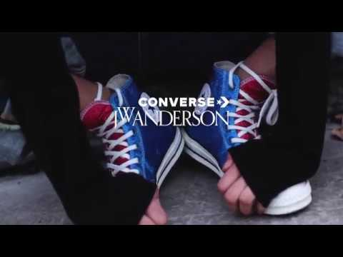 Introducing Converse x JW Anderson