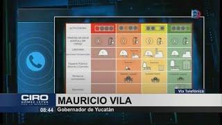 Estados del Bajío iniciarán actividades económicas el próximo sábado