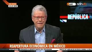Estrategia del gobierno mexicano para la nueva normalidad | Debate 18 de mayo 2020