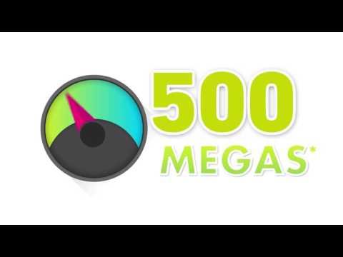 500 megas