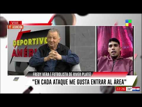 #DeportivoAmérica - Freddy Vera: Aprendí mucho con Chiqui Arce
