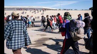 Venezolanos migrantes y el Triángulo Norte