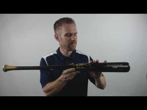 2017 Louisville Slugger MLB Prime EL3-I13 KNG Gold Maple Wood Baseball Bat: WTLWPMI13B16 Adult