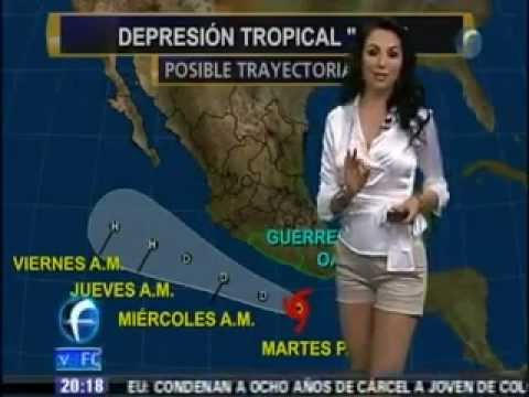 Maira rothe weather girl 2