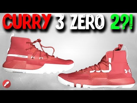 Detailed Pictures of the Under Armour Curry 3 Zero 2 Leak!
