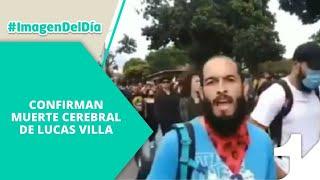 Confirman muerte cerebral de Lucas Villa; pero nos deja su legado en videos