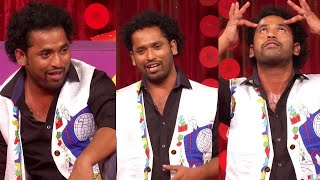 Jabardasth Kiraak RP Hilarious Performance - Kiraak Comedy Show - Mallemalatv - MALLEMALATV