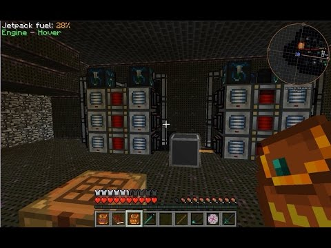 FTB Void World - Minecraft LP S01 - The Right Hardware & EMC Generator
