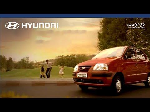 Hyundai Santro – the lovable car