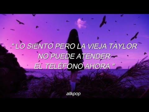 Taylor Swift - Look What You Made Me Do (Traducida al español)