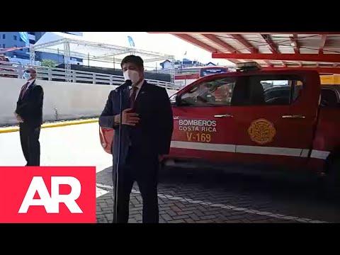 Presidente Alvarado: No pierdo la esperanza de que haya una campaña política diferente