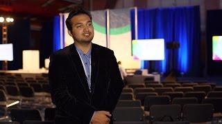 Global Entrepreneurship Summit @ Stanford: Ibraheem Saleem