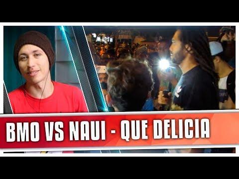 REACT BMO vs NAUI Batalha do Relógio 2018
