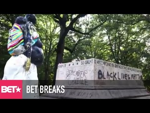 Trump Condemns Removal Of Confederate Statues - BET Breaks
