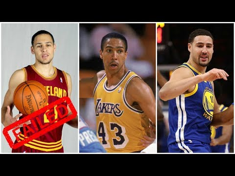 10 NBA players Who Failed To Follow Their Father's Footsteps
