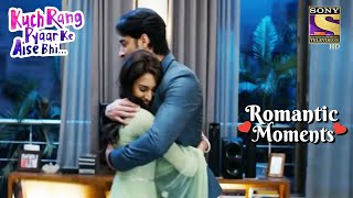 A Night In The Garden | Kuch Rang Pyar Ke Aise Bhi | Romantic Moments - SETINDIA