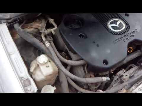 Mazda Premacy 2000 m dalys