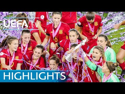 WU19 final highlights