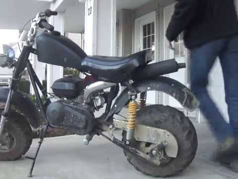 Download Youtube Mp3 Custom Baja Mini Bike With Monoshock Walk