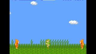Zelda 2 - The Adventure Of Link - Nes - Full Playthrough - No Death в™›