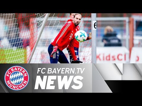 Tom Starke in goal vs Cologne