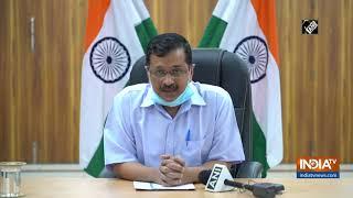 COVID-19 cases below prediction in Delhi: CM Kejriwal - INDIATV