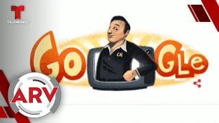 Google celebra el cumpleaños de Chespirito dedicándole su Doodle | Al  Rojo Vivo | Telemundo