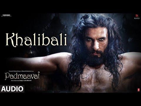 Padmaavat: Khalibali Full Audio Song | Deepika Padukone | Shahid Kapoor | Ranveer Singh