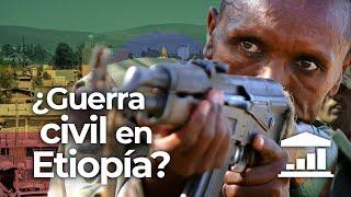 ¿Por qué ETIOPÍA sigue siendo la GRAN ESPERANZA africana (pese a la guerra Tigray) - VisualPolitik