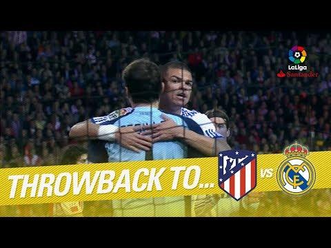 Resumen de Atlético de Madrid vs Real Madrid (1-2) 2010/2011