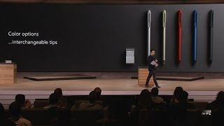 Surface Pro 4 gets an all-new pen