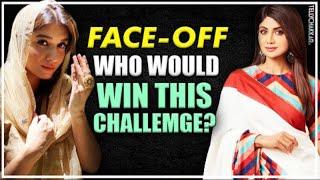 Shilpa Shetty v/s Shifali Bagga | Who won the 'Money Heist' challenge? | Take a pick! | Tellychakkar - TELLYCHAKKAR