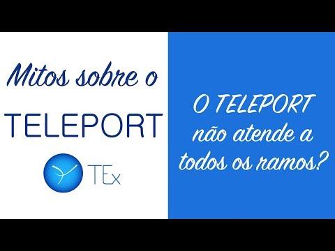 Imagem post: O TELEPORT não atende a todos os ramos?