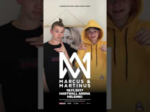 Stor Marcus & Martinus Tour Dates, Concerts & Tickets – Songkick FT-69
