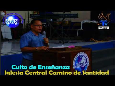 Culto de Enseñanza (17/06/2021) Iglesia Central Camino de Santidad