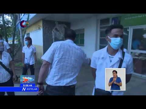 Ministro de Salud Pública de Cuba evalúa situación epidemiológica en Guantánamo