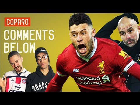 Man City Smashed by Oxlade-Chamberlain and Liverpool | Comments Below
