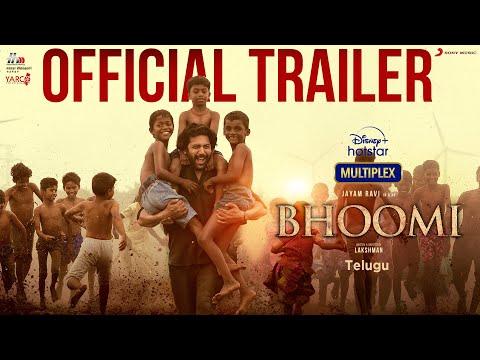 Bhoomi l Official Telugu Trailer l Jayam Ravi l Releasing 14th Jan 2021