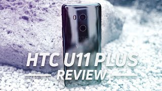 HTC U11 Plus review: what the Pixel 2 XL could've been