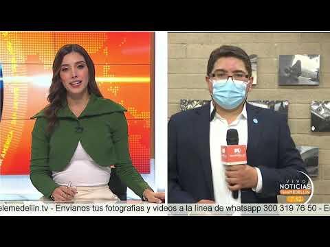 Noticias Telemedellín - martes 21 de septiembre de 2021,  emisión 7:00 p.m. - Telemedellín
