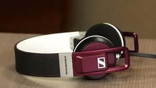 Sennheiser Urbanite: An on-ear headphone with a retro-hip design and