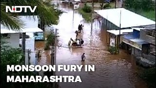 149 Dead In Flood-Hit Maharashtra, 90,000 Moved To Safety - NDTV