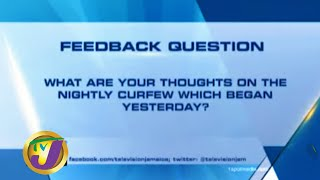 TVJ News: Feedback Question - April 2 2020