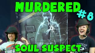 Murdered: Soul Suspect - Ghost Charades (#8) with Hannah & Kim!