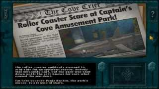 Nancy Drew: The Haunted Carousel Walkthrough part 1