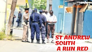 9 In 24 Hours In St Andrew South Pol!ce Division/JBNN