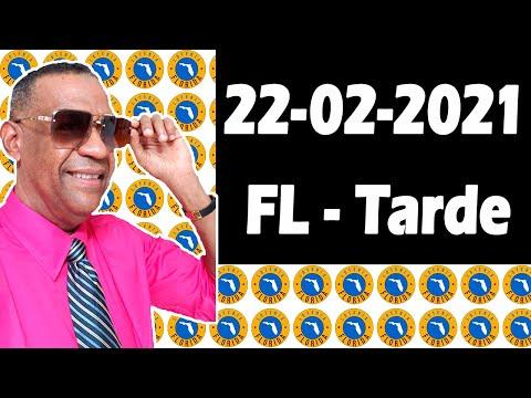 Resultados y Comentarios La Florida Tarde (Loteria Americana) 22-02-2021 (CON JOSEPH TAVAREZ)