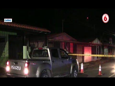 Atacan a balazos a conductor en Cañas