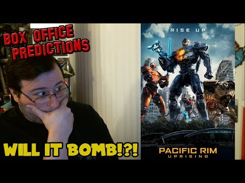 connectYoutube - Can Pacific Rim: Uprising Beat Black Panther This Weekend? - Box Office Predictions