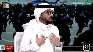 مبارك الشهري : الحلافي هو  أكبر مشاكل النصر
